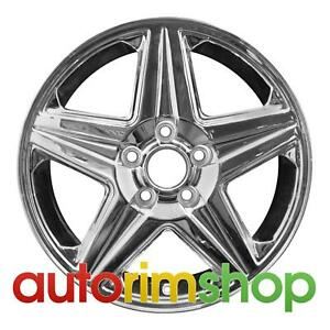Chevrolet Impala Monte Carlo 2004 2005 17 Oem Wheel Rim Chrome 9595955 5187