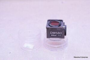 Nikon Microscope Fluorescence Filter Cube Dm580 G 2a