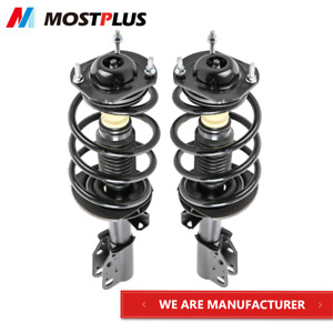 2x Quick Complete Struts Assembly Gas Shocks For Gmc Acadia Chevy Traverse