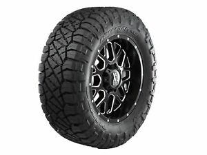 1 New 285 70r17 Nitto Ridge Grappler Tires 2857017 285 70 17 Xl 4ply 33x11 50