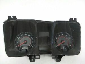 Speedometer Cluster Mph And Kph Umn Lt Opt Udd Fits 14 15 Camaro 428566