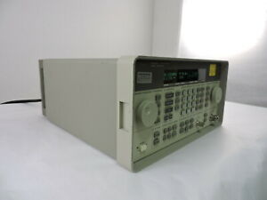 Agilent 8648d Synthesized Signal Generator 9khz 4ghz 90 Day Warranty