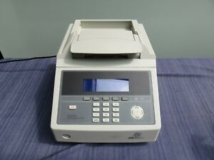 Applied Biosystems Perkin Elmer 9700 Geneamp Pcr System Thermal Cycler Working