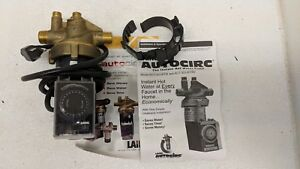 Laing Act 303 btw Recirculating Pump With Timer Pn 99670