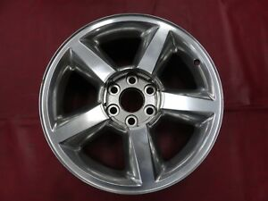 2007 09 Chevrolet 20 Polished Oem Factory Wheel Suburban tahoe silverado 5308