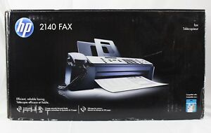 Hp 2140 Inkjet Fax Machine Tested Working