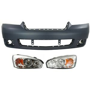 New Auto Body Repair Kit Front For Chevy Chevrolet Malibu 2006 2008