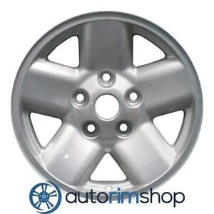 Dodge Ram 1500 17 Oem Wheel Rim Silver