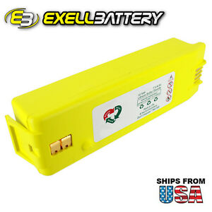 12v 7 5 A hr Aed Battery For Cardiac Science G3 9300a 9300e G3 Plus 9390a