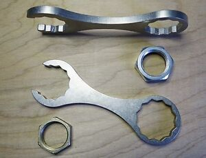 Stainless Steel Dillon Reloading die wrench for Dillon 1