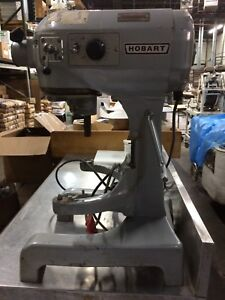 Hobart A120 Mixer Commercial Food Preparing Machine Used
