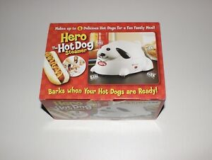 New Hero The Hot Dog Steamer In Good Condition