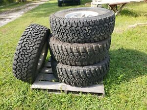 Hummer H1 Wheels Hutchinson With Ctis Factory Wheels Tires Also Fit Humvee 008
