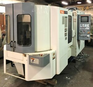 Mazak htc 400 Cnc Horz Machining Center