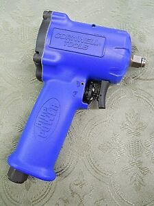 Cornwell Tools Cat2138 3 8 Compact Air Impact Wrench Bluepower Stubby Pneumatic