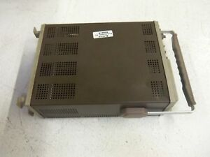 Hameg Hm303 4 Oscilloscope No Power Cord used