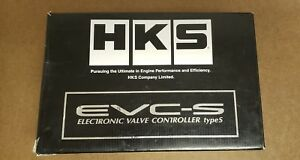 Genuine Hks Evc S Electronic Boost Controller