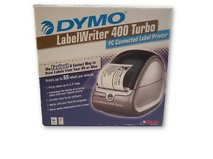 Dymo Labelwriter 400 Turbo Pc Connected Label Printer