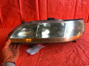 Oem 1998 98 1999 99 2000 00 Honda Accord Driver Left Headlight Headlamp L Lh