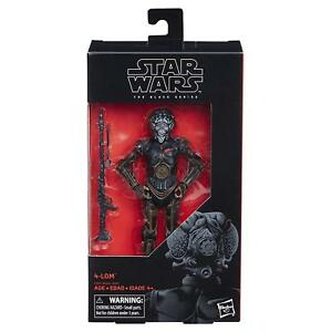 Star Wars Black Series 6-inch 4-LOM from The Empire Strikes Back New in Box