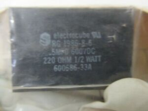 Reliance Electric Rg1986 8 6 Capacitor Rc Network New In Factory Bag
