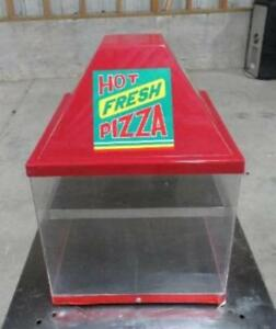 Wisco 680 1 Food Warmer Cabinet Case Food Oven Pizza Hot Display Sandwich 680