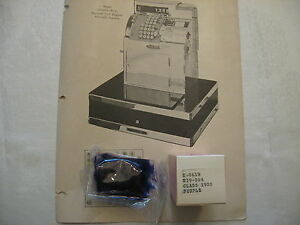 National Cash Register Ncr Model 1900 Ink Ribbon