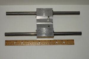 Thomson Super 10 Linear Bearing Ball Bushing Block Guide Rail 5 8 Shaft