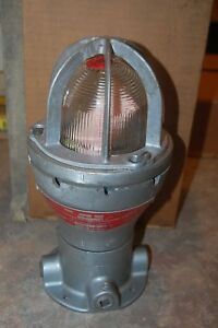 Crouse Hinds Evcx140 Explosion Proof Electrical Lighting Fixture