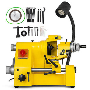 U2 Universal Tool Cutter Grinder Machine Less Vibration Tool Cutting Low Noise