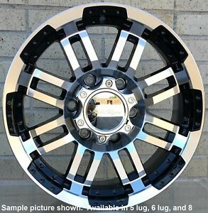 4 New 18 Wheels Rim For Nissan 370z Infiniti G37 Q40 Q60 Toyota Highlander 4215