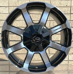 4 New 17 Wheels Rims For Ford Expedition Lincoln Navigator Mark Lt 2421