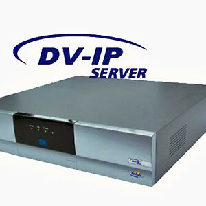 Dedicated Micros Hybrid Nvr Dm Dvp3 16n30 a