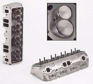 Dart 10221111 Iron Eagle Cylinder Head 180 Cc Intake Fits Small Block Chevy