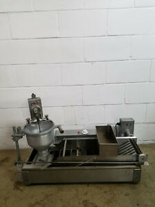 Belshaw Dr42b Automatic Donut Robot Fryer 208 Volts 1 Phase Tested