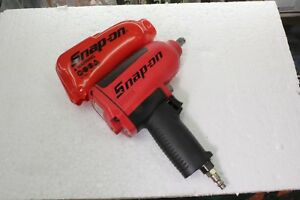 Snap On Mg725 Ej 1 2 Drive Impact Wrench Gun Used
