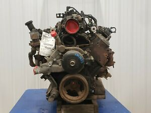 2000 Silverado 2500 6 0 Engine Motor Assembly 196 626 Miles Lq4 No Core Charge