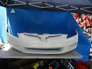 Honda Accord Coupe Front Bumper Oem 2003 2004 2005
