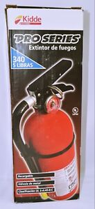 Kidde Pro Series Rechargeable Fire Extinguisher 340 5lb 3 a 40 b c Rated