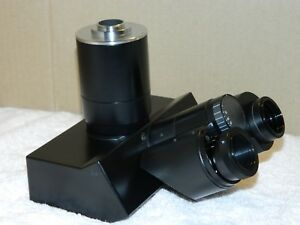 Olympus U tr30 Trinocular Head Excellent Condition Free Shipping