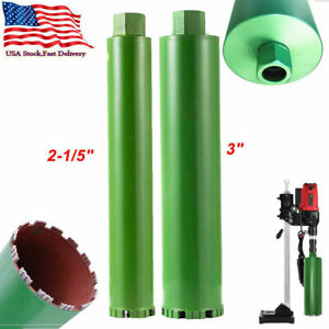 2 1 5 3 Combo Wet Diamond Core Drill Bit For Concrete Marble Asphalt Hole Saw