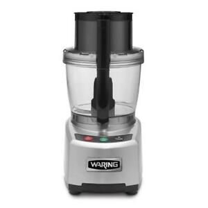 Waring Wfp16s Commercial Food Processor W 4 Qt Batch Bowl