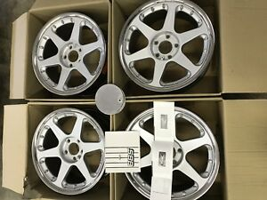 Mk Motorsport Mk 2 Nos 18x8 5 Bbs Forged 18 Wheels Brand New In Box Bmw