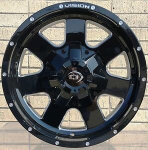 4 New 17 Wheels Rims For Chevrolet Suburban 1500 Tahoe Chevy 640