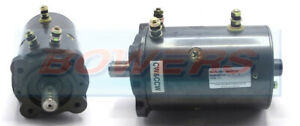 Brand New Dc Motor 24v 2 3kw 2700rpm Dual Rotation Ramsey Winch