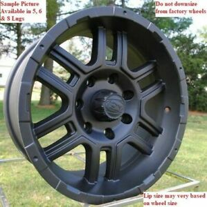 4 New 16 Wheels Rims For 2005 2006 2007 2008 2009 2010 2011 2012 Frontier 2147
