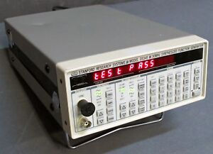 Stanford Research Ds345 30mhz Synthesized Function Generator W Opt 01