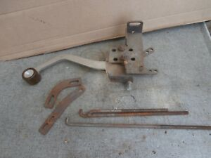 Nos 1950 S 1960 S Vintage Sparkomatic Triple Pattern Competition Floor Shifter