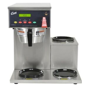 Wilbur Curtis Alpha3gt l Coffee Brewer Comes With 30 Day Limited Parts Warranty