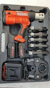 Ridgid Rp 340 Propress 1 2 To 2 Lightly Used